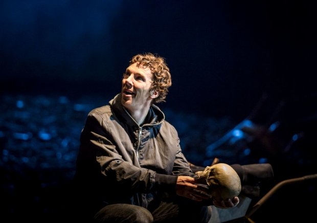 'He's learning about himself and the human condition' - Benedict Cumberbatch at Hamlet