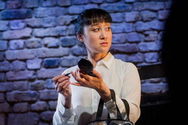 Hai-Ting Chinn in The Wanton Sublime (Grimeborn - Arcola Theatre)