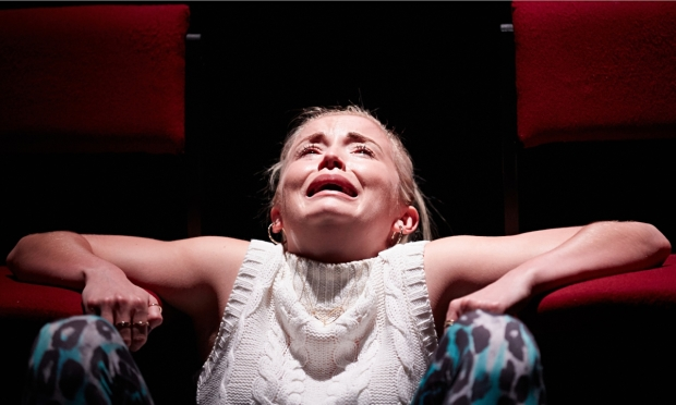 Sophie Melville in Iphigenia in Splott