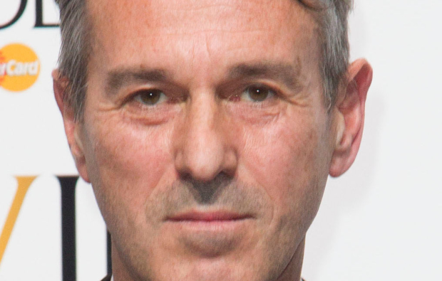 Ivo van Hove at the 2015 Olivier Awards