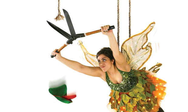 Promotional image for Peter Pan Goes Wrong