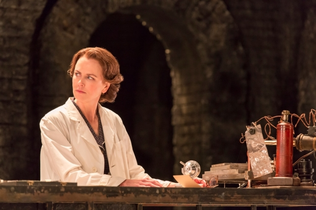 'Icy intelligence' - Nicole Kidman as Rosalind Franklin in Photograph 51