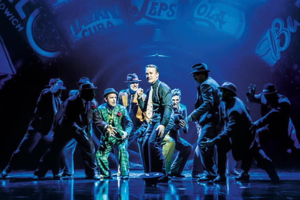 Jamie Parker will reprise his role in Guys and Dolls