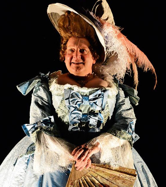 Simon Russell Beale in Mr Foote's Other Leg