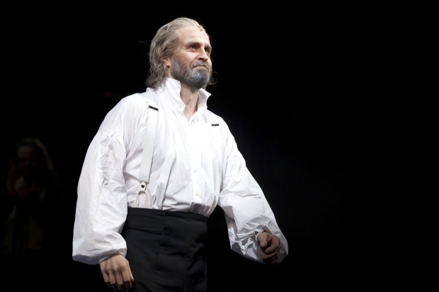 Alfie Boe as Jean Valjean in 2011