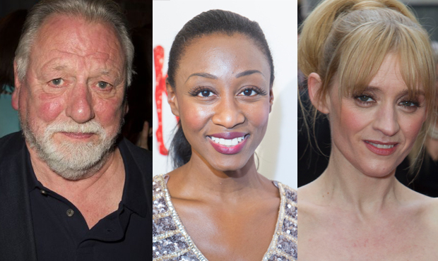 Kenneth Cranham, Beverley Knight, Anne-Marie Duff