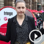 Watch this comedian's funny take on flyering at EdFringe