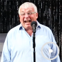 Christopher Biggins auditions for Forbidden Broadway