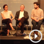 Post-show Q&A with the cast of Great Britain at Theatre Royal Haymarket