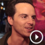 Andrew Scott, Fatboy Slim and La Roux attend opening night of Here Lies Love