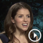 Anna Kendrick and James Corden take Into The Woods Quiz