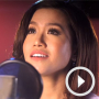 "Rachelle Ann Go performs ""A Dream is a Wish Your Heart Makes"""