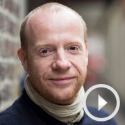 Jonathan Slinger takes us backstage at Charlie and the Chocolate Factory