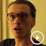Jamie Campbell Bower on Bend it Like Beckham
