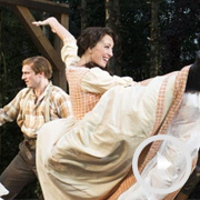 Trailer: Seven Brides for Seven Brothers at the Open Air Theatre