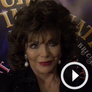 Joan Collins and more attend the opening of Pure Imagination