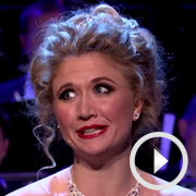 Scarlett Strallen performs &quot&#x3B;Glitter and be Gay&#39&#x3B;&#39&#x3B; at the BBC Proms