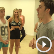 Watch the Old Vic's Jekyll and Hyde open auditions