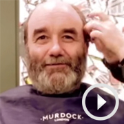 Watch as David Haig transforms for role in Guys & Dolls