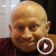 A few of my favourite Christmas things: Verne Troyer