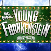 Ross Noble, Hadley Fraser and Summer Strallen on Young Frankenstein