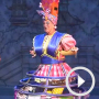 Trailer for Aladdin at the New Wimbledon Theatre