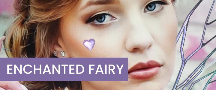 Virtual AR Fairy Costume Instagram Filter