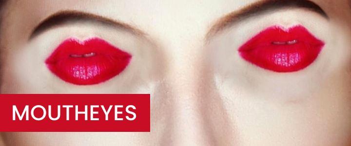Mouth Eyes Surreal Art Instagram Filter