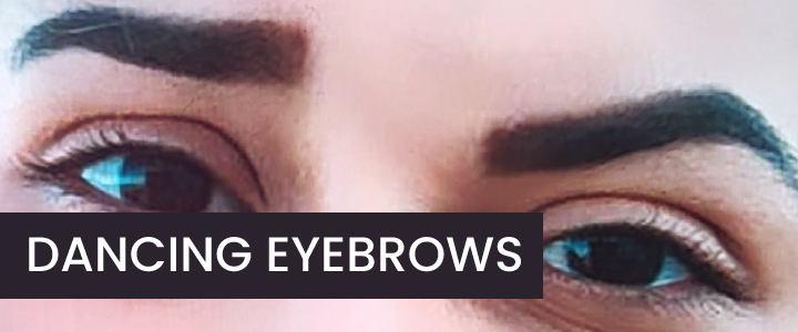 Dancing Eyebrows Instagram Filter