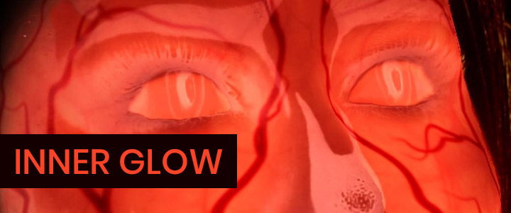 Inner Glow - Creepy Halloween Human Egg Instagram Filter