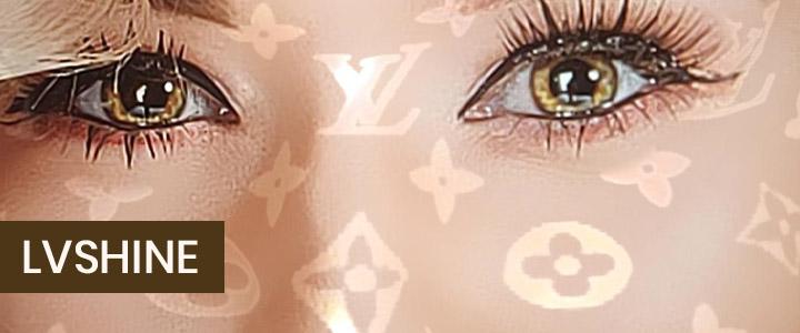 LV Shine - Louis Vuitton Logos Instagram Filter