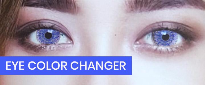 Eye Color Changer App Instagram Filter