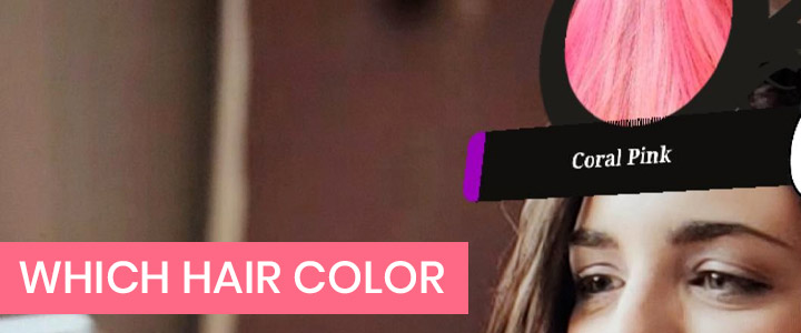Which Hair Color to Choose Instagram Filter
