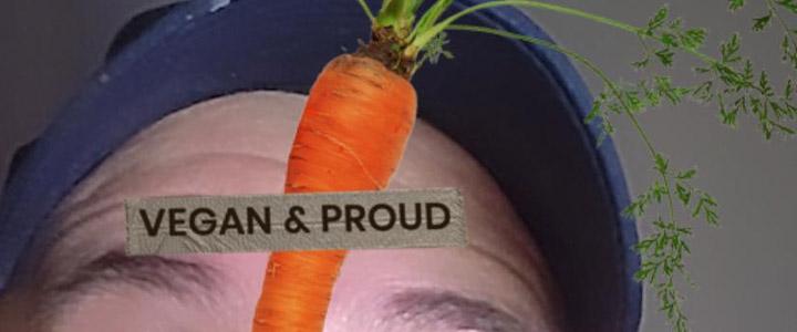 Vegan & Proud Instagram Filter