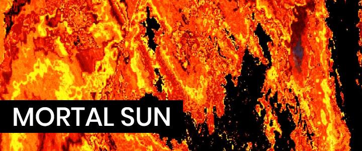 Mortal Sun - Body Burning Fire Effect Instagram Filter