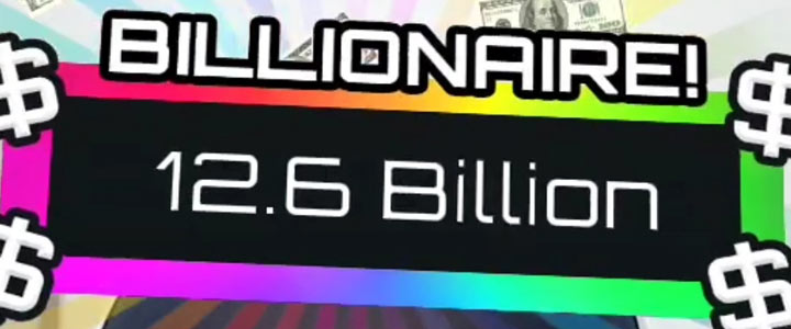 Billionaire game