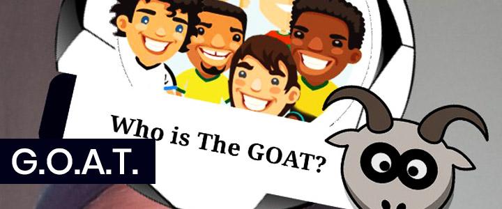 GOAT Game - Ronaldo vs Messi Instagram Filter