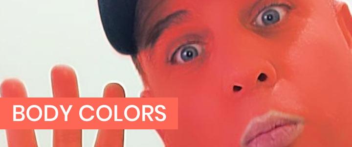 Body Colors - Skin Color Changer Effect Instagram Filter