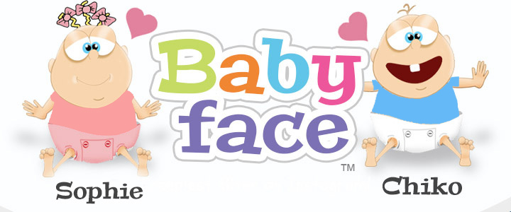 Baby Face - Cute Interactive Virtual Babies Instagram Filter