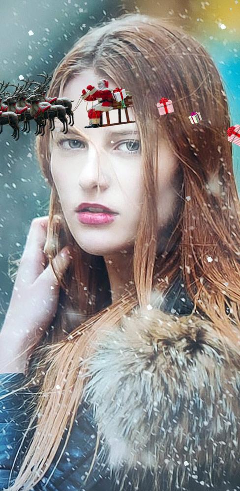 Christmas Gifts - Augmented Xmas Spirit