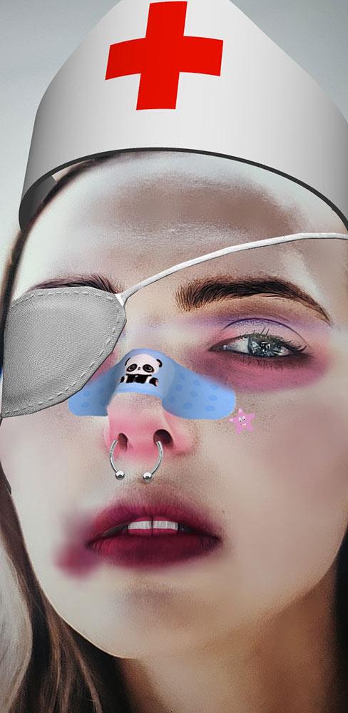 病みかわいい  Yami Kawaii Makeup
