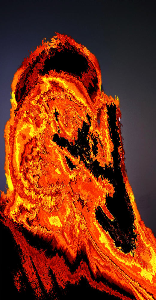 Mortal Sun - Body Burning Fire Effect