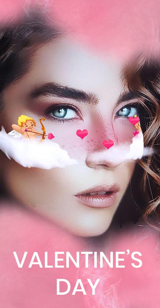 Valentine's Day 2020 Love Instagram Filters