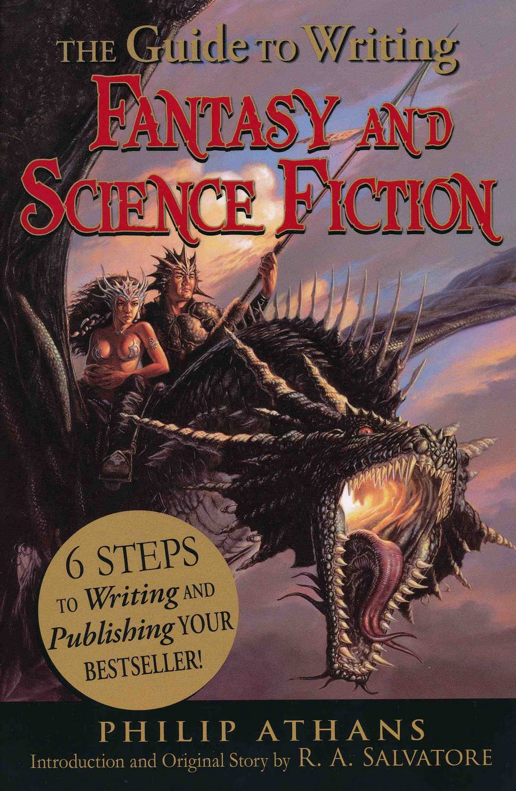 "My Book Review of ""The Guide to Writing Fantasy and Science Fiction"" by Phillip Athans"