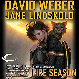 Review of Fire Season by David Weber and Jane Lindskold