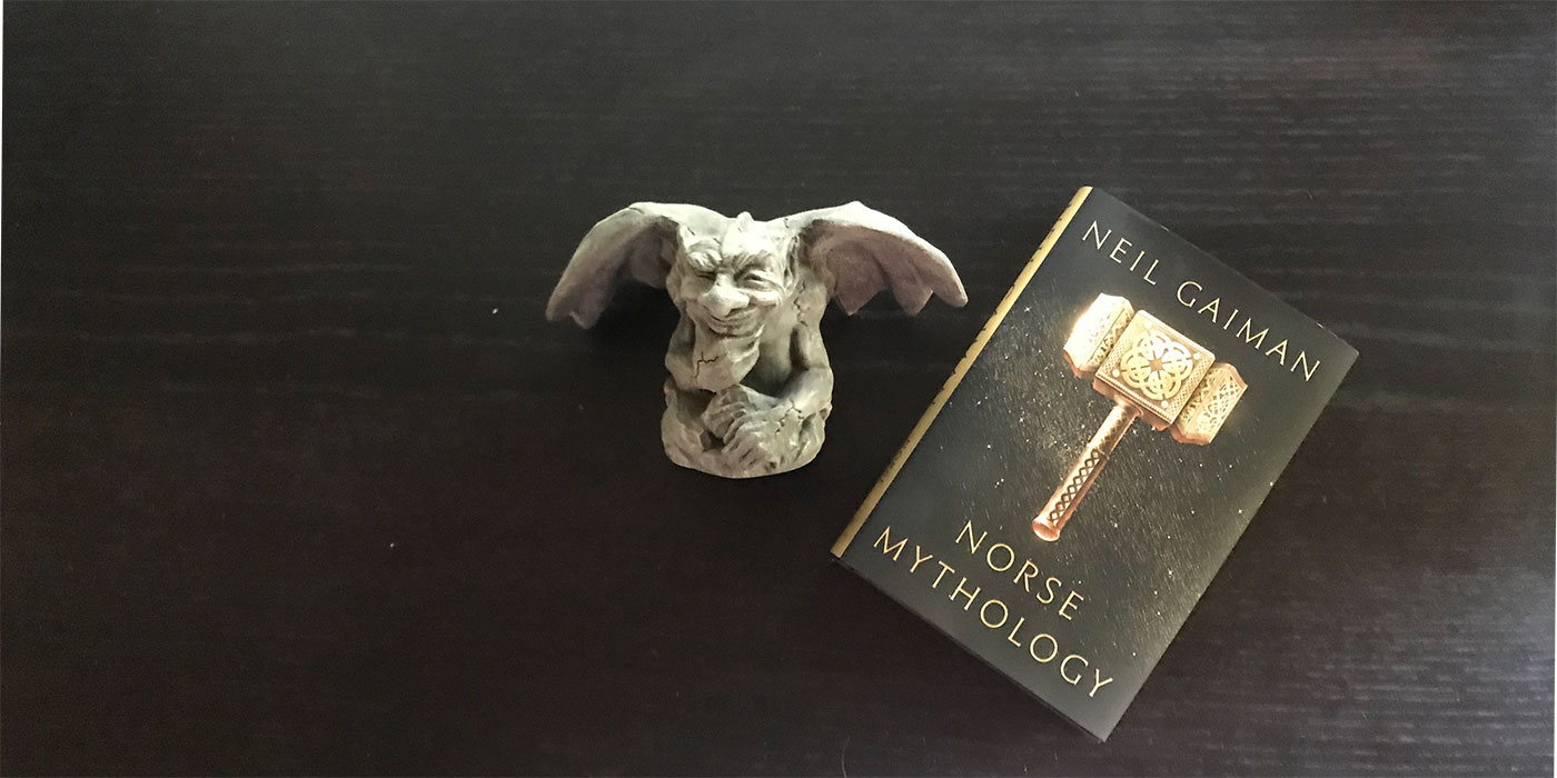 Norse Mythology by Neil Gaiman  A book review