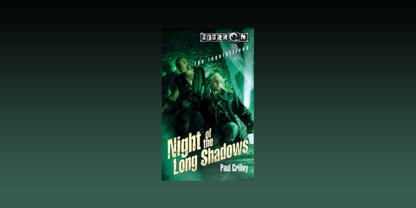 Review Night of the Long Shadows