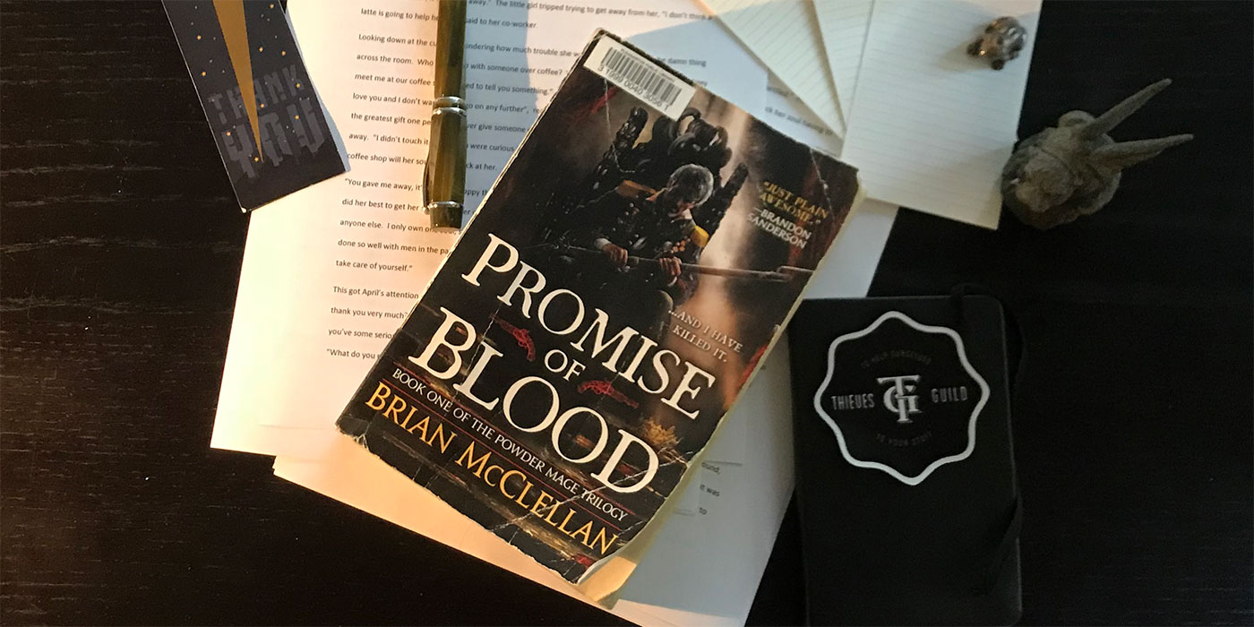 Promise of Blood, Book Review