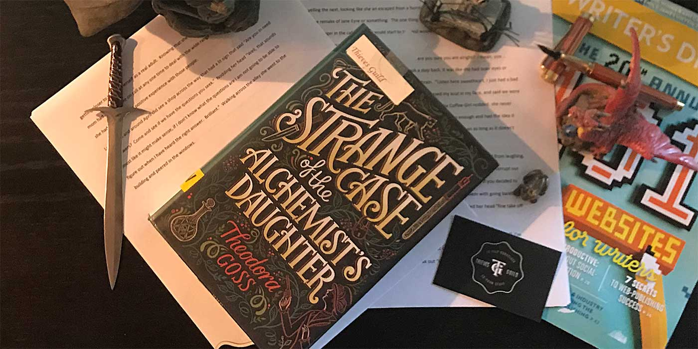 Book Review: Alchemist's Daughter