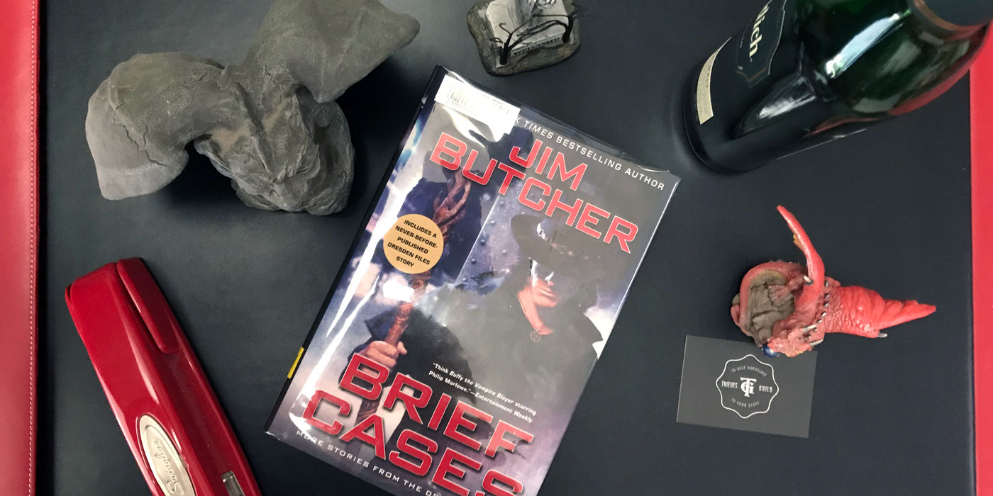 Book Review: Brief Cases